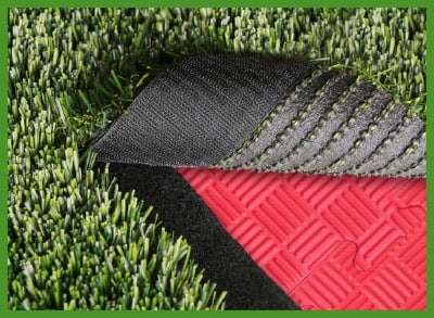 Velcro Joint System For Mobile Fields